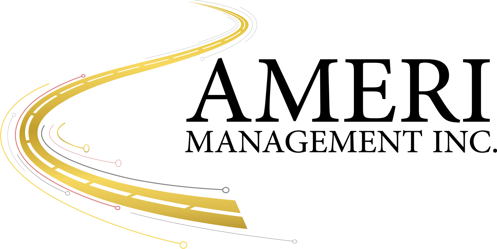 Logo - Ameri Management
