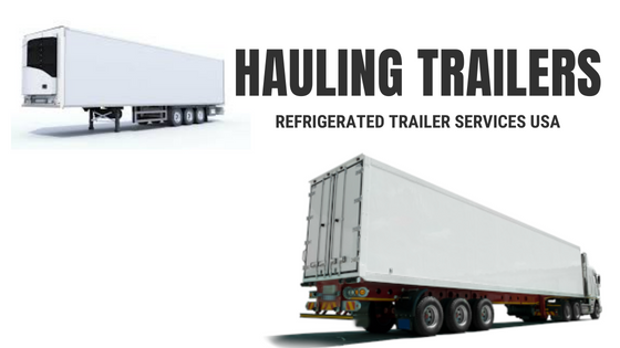 Refrigerated Trailer Services USA